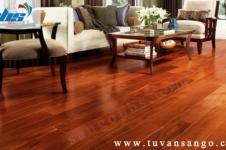 Sàn gỗ căm xe giá rẻ nhất TPHCM