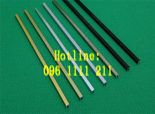 Chúng tôi chuyên cung cấp nẹp nhôm đa dạng về kiểu dáng kích thước uy tín nhất tại Việt Nam