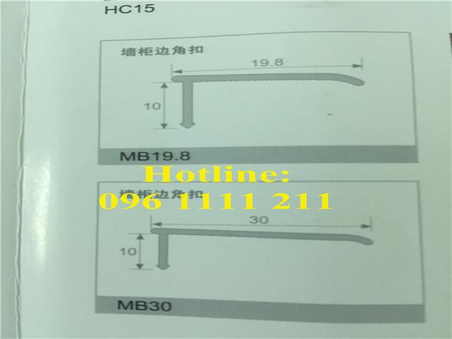 Bản vẽ thể hiện chi tiết về cấu tạo và kích thước của nẹp nhôm cầu thang